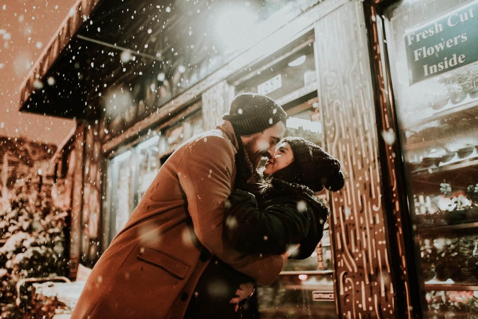 fin de año romantico